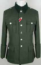 WW2 Allemand M36xficer Uniforme Tunique Inclus Pantalon d'équitation S/M/L/XL/