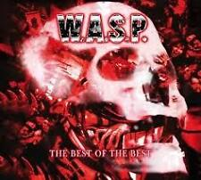 """CD WASP """"THE BEST OF THE BEST"""". Nuovo sigillato"""