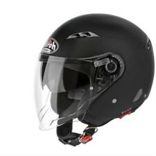 Airoh City One Color Mattblack Street Helm MotoGP Motocross Race mattschwarz