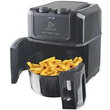 Emerio Smart Fritteuse Friteuse Fritöse cool touch 1500 W Schwarz #