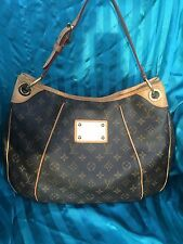 Authentic Louis Vuitton Monogram Galleria PM Shoulder Hand Bag