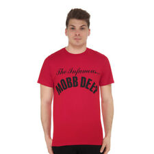 Mobb Deep - Infamous T-Shirt Red