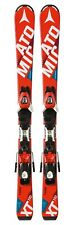 Atomic Bambini Sci Redster jr. III rosso + atomic Attacchi XTE 045