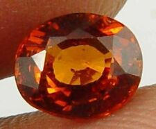 1.45CT 100% Natural Ceylon Hessonite Garnet 10101112