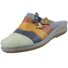 NEUF Mustang Chaussures pour femmes Sabots Mules chaussons Sandalettes