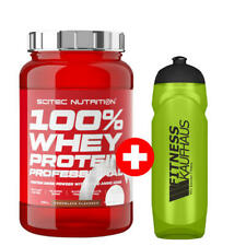 Scitec Nutrition 100% Whey Protein Professional 920g Eiweiss + Trinkflasche