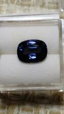 3.75ct Natural Purple Blue SPINEL Cushion - Color Changer!!