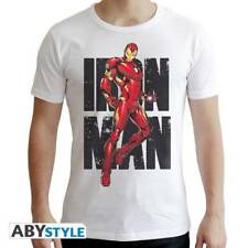 MARVEL - Tshirt IM Classic man SS white - new fit