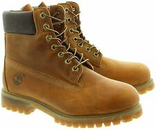 TIMBERLAND AF 6 INCH ANNIVERSARY WATERPROOF LEATHER MENS BOYS BOOTS 27094