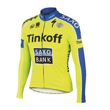 Sportful Tinkoff-saxo Windstopper Team Jacket Kit pro tour