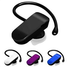 Bluetooth Stereo Cuffia Auricolare Wireless Bluetooth Vivavoce per iPhone HTC