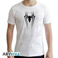 MARVEL - Tshirt SPDM WEB man SS white - new fit