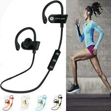 New Waterproof Bluetooth 4.1 Wireless In-Ear Stereo Headphones Sports Headphones