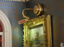 FABULOUS Dollhouse Miniature Battery Operated Picture Accent Light #WCSBLED304