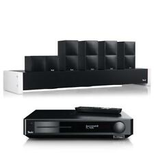 Teufel Cubycon Impaq Slim-Line-Blu-ray-AV-Receiver Lautsprecher ARC 3D MKV NFC
