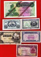 Lebanon & Syria - Early Rare Banknotes XF - UNC - Choose Your Banknote