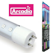 Arcadia Classica T8 LED Lighting Tubes Convert Existing Fluorescent T8 Fittings