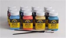 FIEBINGS ACRYLIC LEATHER DYE 2oz bottle 11 colours available.Worldwide posting