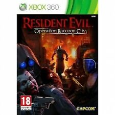 Resident Evil Operation Raccoon City Game XBOX 360 Brand New
