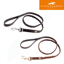 Schockemohle Timmy Plaited Dog Lead SALE