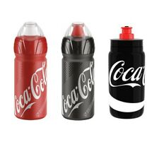 COCA COLA ELITE OMBRA BIKE BICYCLE CYCLING WATER BOTTLE (550ml - 750ml - 950ml)