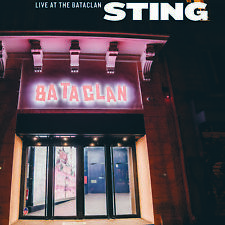 "Sting - Live At the Bataclan (RECORD STORE DAY 2017 NEW 12"" VINYL LP)"