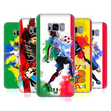 HEAD CASE DESIGNS FOOTBALL SPLASH SOFT GEL CASE FOR SAMSUNG GALAXY S8
