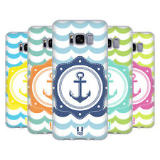 HEAD CASE DESIGNS SEAFARER SOFT GEL CASE FOR SAMSUNG GALAXY S8