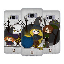 HEAD CASE DESIGNS WITCHES SOFT GEL CASE FOR SAMSUNG GALAXY S8