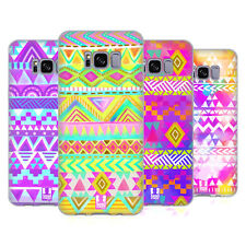 HEAD CASE DESIGNS WATERCOLOURED TRIBAL PATTERNS GEL CASE FOR SAMSUNG GALAXY S8