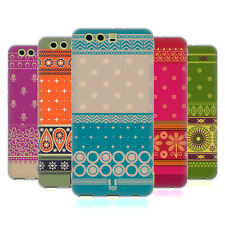 HEAD CASE DESIGNS SAREE SOFT GEL CASE FOR HUAWEI P10 PLUS