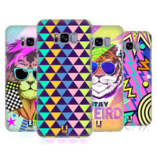 HEAD CASE DESIGNS BACK TO THE 80S HARD BACK CASE FOR SAMSUNG GALAXY S8+ S8 PLUS