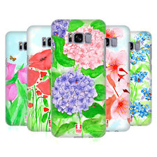 HEAD CASE DESIGNS SPRING FLOWERS HARD BACK CASE FOR SAMSUNG GALAXY S8