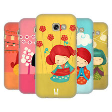 HEAD CASE DESIGNS JAPANESE DOLL HARD BACK CASE FOR SAMSUNG GALAXY A5 (2017)