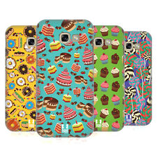 HEAD CASE DESIGNS SWEETS PATTERN HARD BACK CASE FOR SAMSUNG GALAXY A5 (2017)