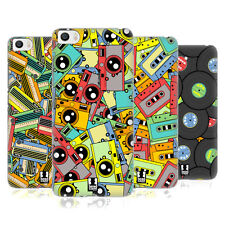 HEAD CASE DESIGNS PATTERN DI OGGETTI VINTAGE COVER RETRO RIGIDA PER XIAOMI Mi 5s