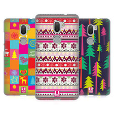 HEAD CASE DESIGNS NATALE HIPPIE COVER RETRO RIGIDA PER XIAOMI Mi 5s PLUS