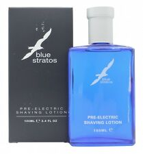 PARFUMS BLEU LIMITED BLUE STRATOS PRE-ELECTRIC SHAVING LOTION - MEN'S FOR HIM