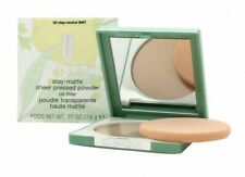 CLINIQUE STAY-MATTE SHEER PRESSED POWDER - WOMEN'S FOR HER. NEW. FREE SHIPPING