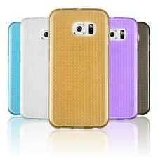 Custodia in Silicone Samsung Galaxy S6 Edge Iced
