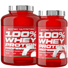Scitec Nutrition 100% Whey Protein Professional 2350g 920g Eiweiss NEU OVP