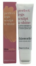 THIS WORKS PERFECT LEGS SCULPT AND SHINE SERUM  - WOMEN'S FOR HER. NEW
