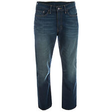 Men&Apos;S Levis 514 Straight Fit Jeans In Blue From Get The Label