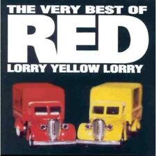 Red Lorry Yellow Lor - Very Best Of Red Lorry Ye NEW CD