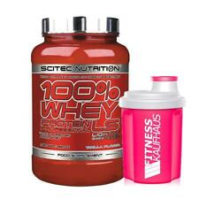 Scitec Nutrition 100% Whey Protein Professional LS 920g Eiweiss +Ladyline Shaker