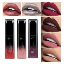 Women Waterproof Long Lasting Lipstick Matte Liquid Lip Gloss Lip Liner Cosmetic