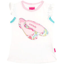 Lelli Kelly Dana White Diamante Shoes T-Shirt Summer Chic Collection 65.02.34