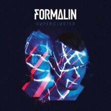 Formalin - Supercluster NEW 2 x CD