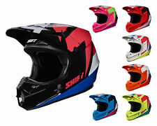 Shift Whit3 Tarmac Casco da cross S17 MX Enduro Motorcross casco DH casco