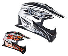 Suomy Casco da cross Rumble VISIONE MX Motocross casco Enduro Quad Fuoristrada